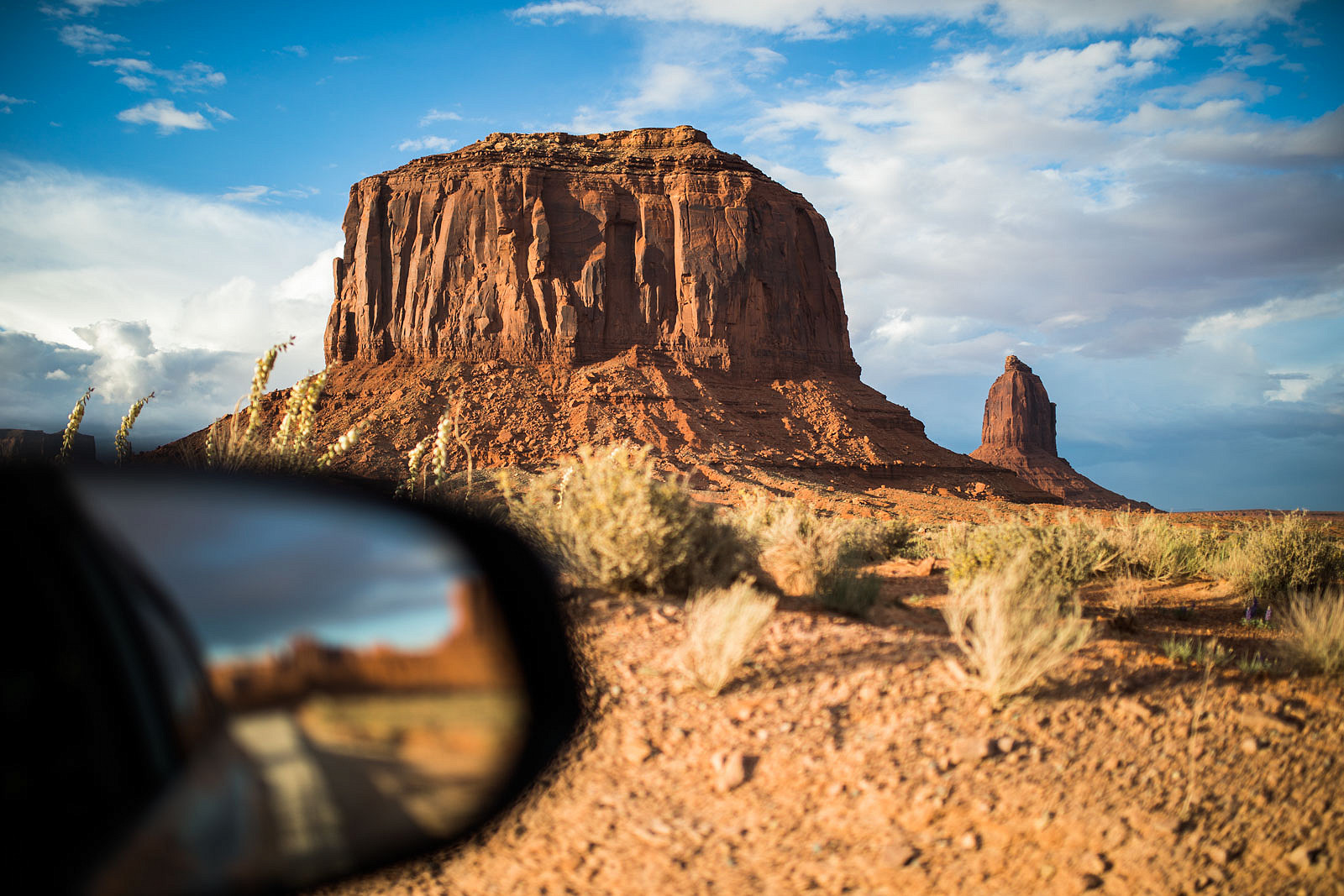 Monument Valley, the American Movie Star and My American Crisis