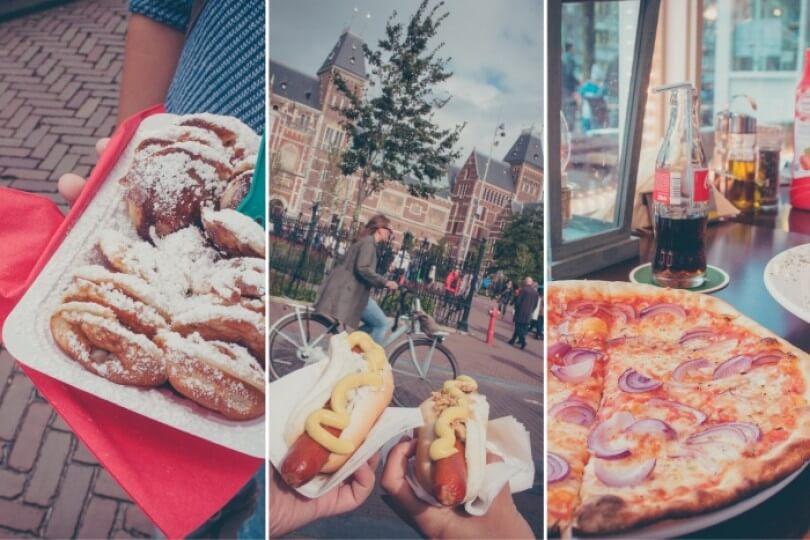 Jak jsme se projedly Holandskem