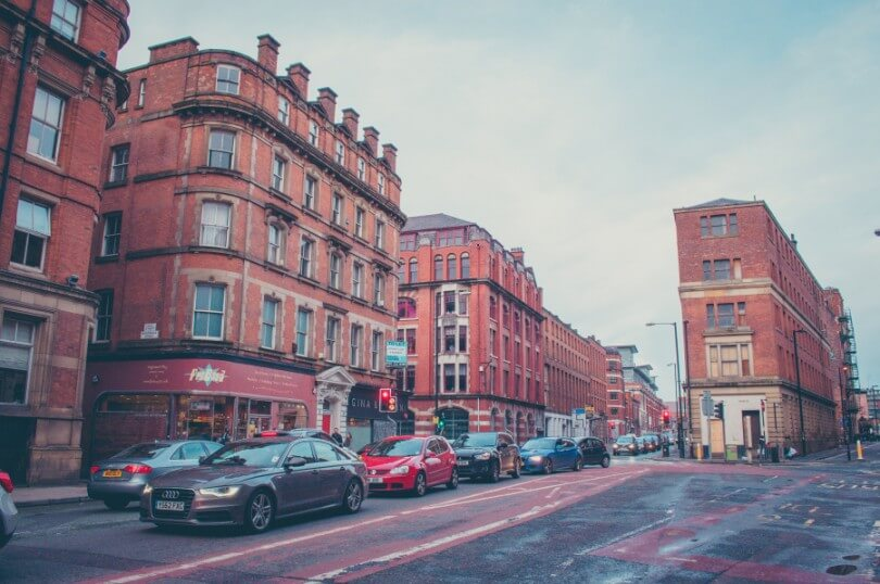 Postcards from Manchester