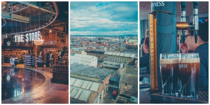 Guinness Storehouse Story