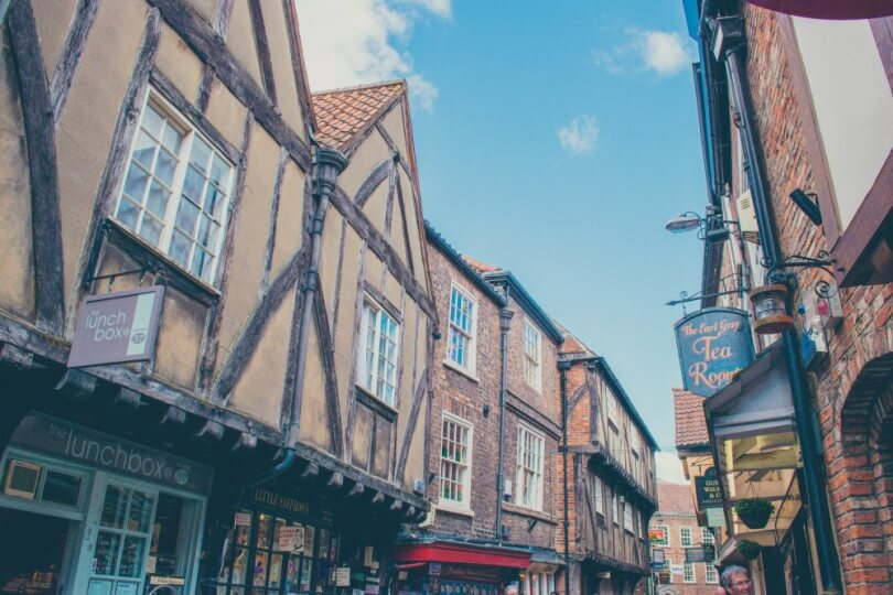 One day in York