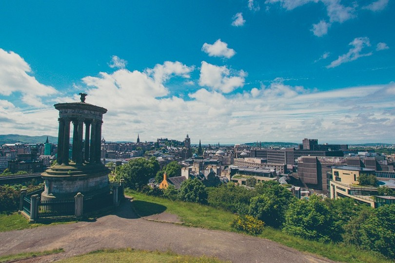 48 Hours in Edinburgh