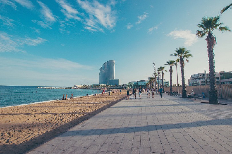72 Hours in Barcelona   Part 1: The History