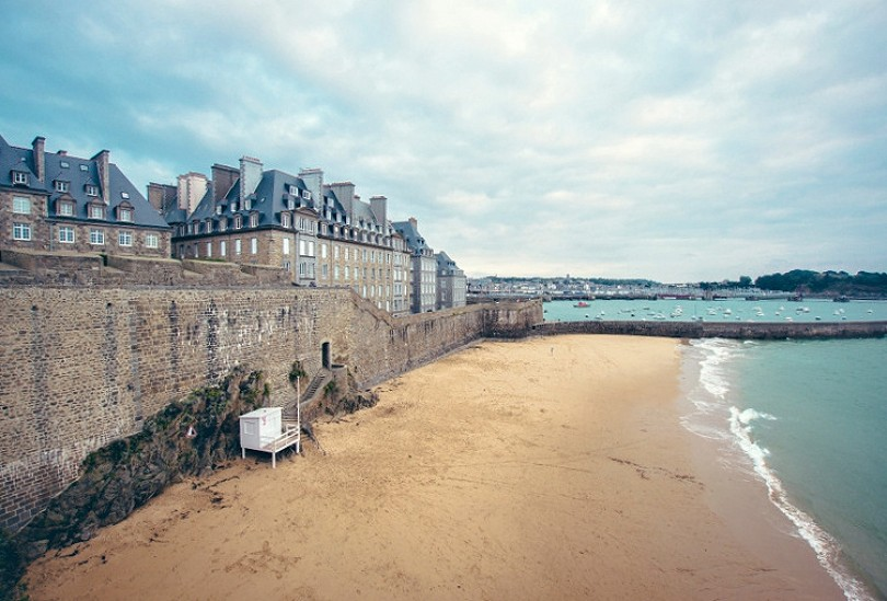 Roadtrip 2016 | Day 3: Roscoff, Cap Fréhel, Saint–Malo