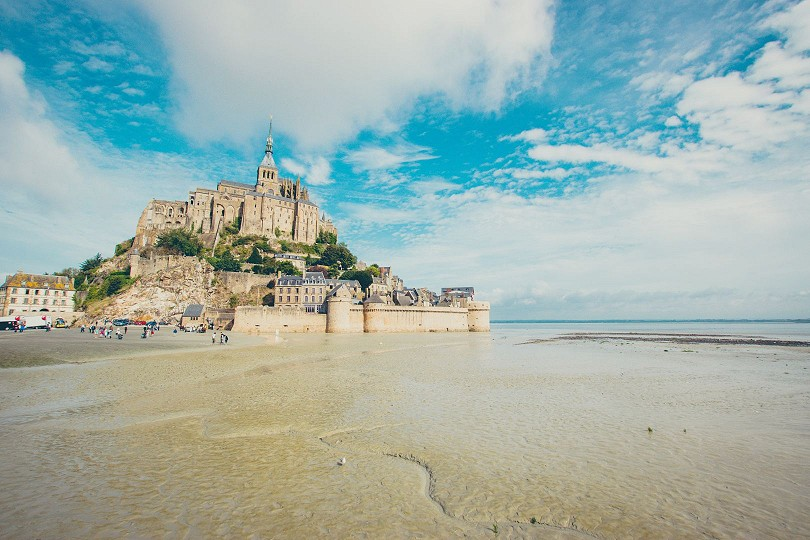 Roadtrip 2016 | Day 4: Mont Saint-Michel, Rennes