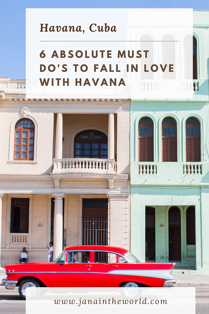 Havana Must do to fall in love