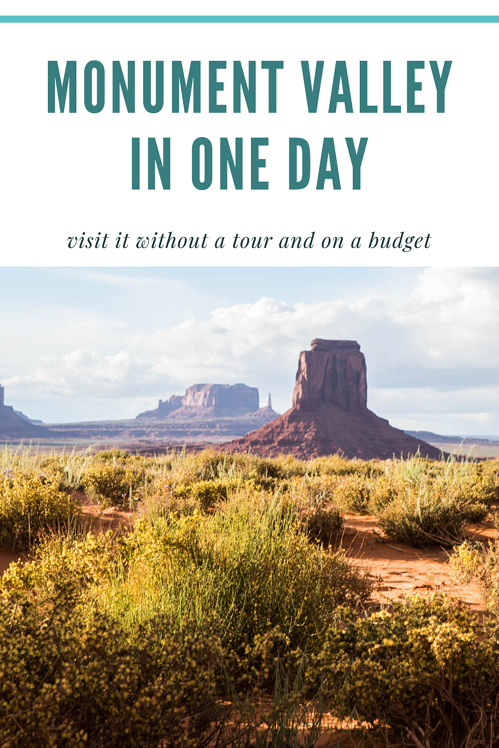 monument valley in one day